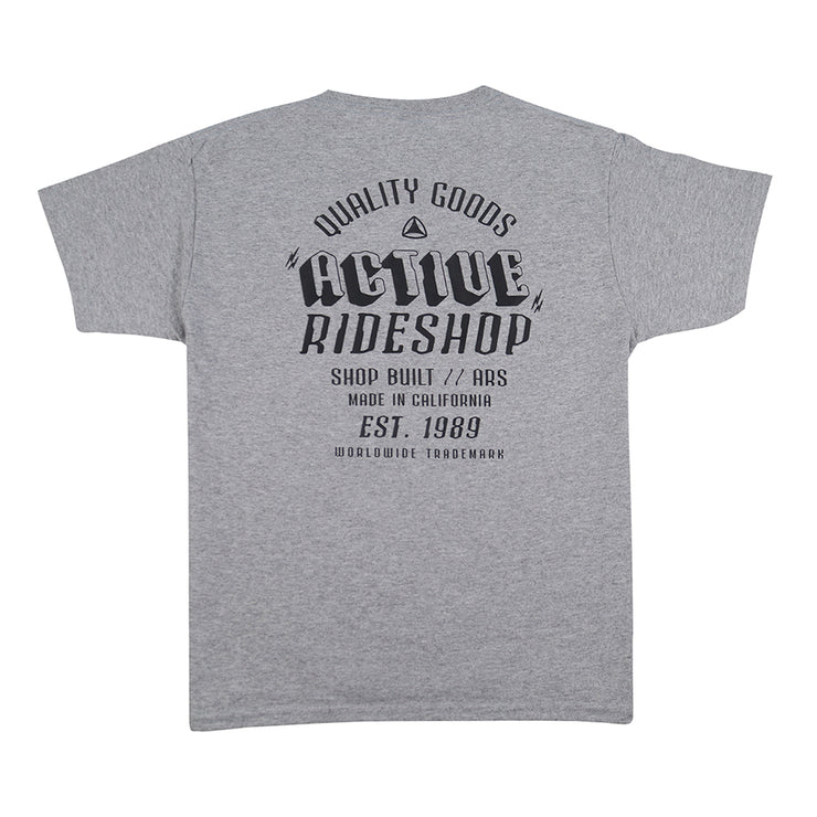 Electric Youth T-Shirt - Sport Grey