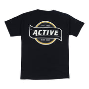 Flagship Youth T-Shirt - Black