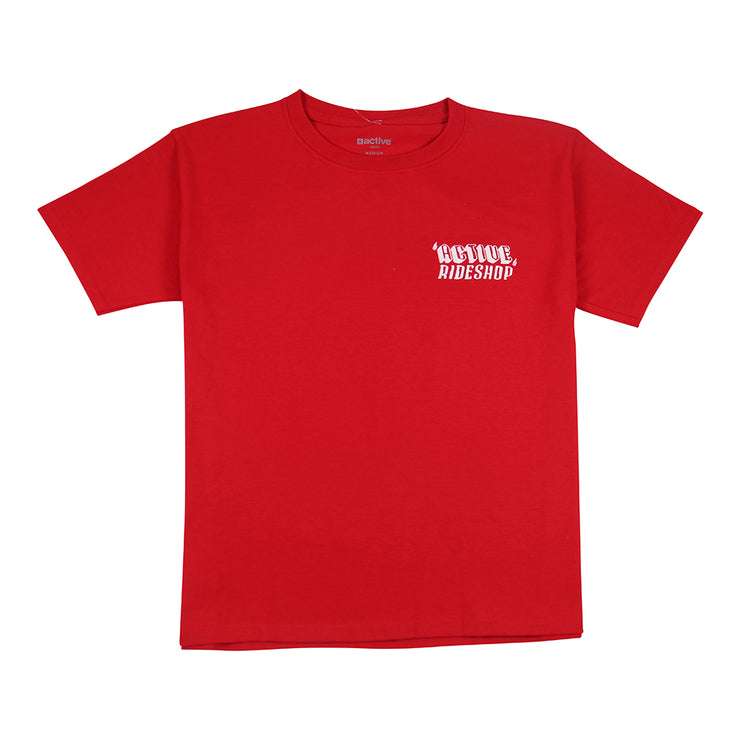 Electric Youth T-Shirt - Red