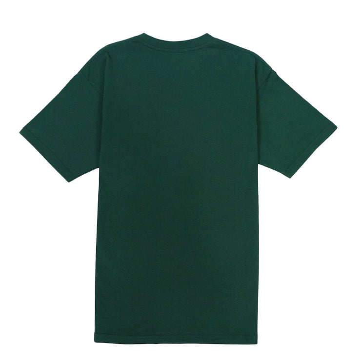 Everyday Pocket T-Shirt - Forest Green