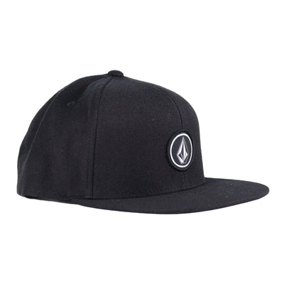 Quarter Twill Hat -  Black