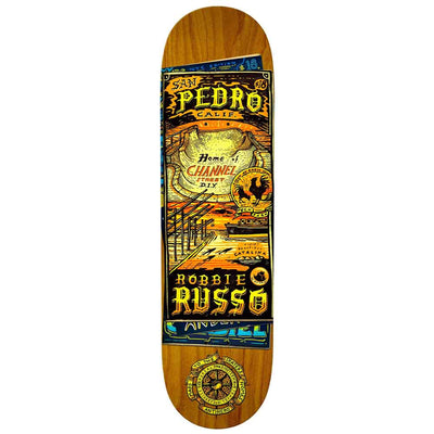 Russo Maps Deck 8.25""