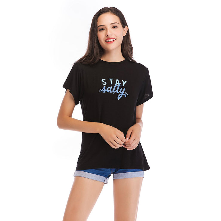 Stay Salty Short Sleeve Tee SH