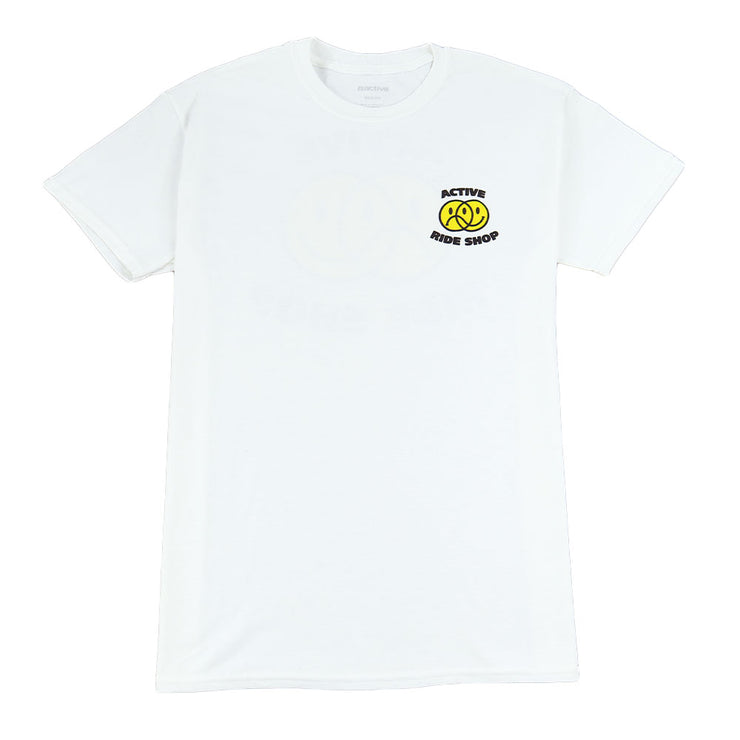 Semi Sad T-Shirt - White