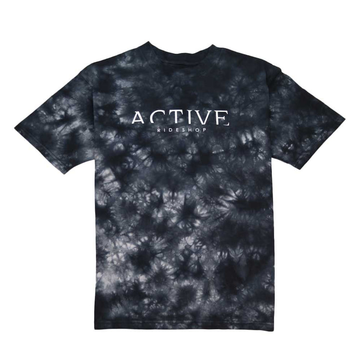 Shortcut T-Shirt - Black Dye