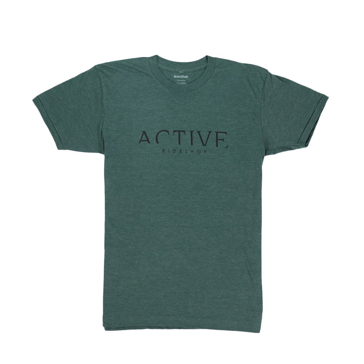 Shortcut T-Shirt - Green Heather