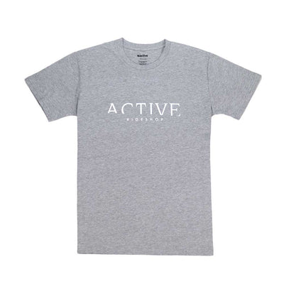 Shortcut T-Shirt - Grey Heather