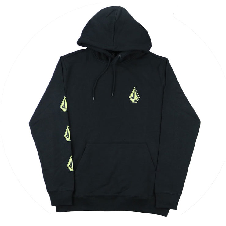 Deadly Stone 2 Hoodie - New Black