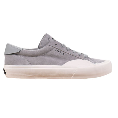 Logan Shoe - Grey/Cream