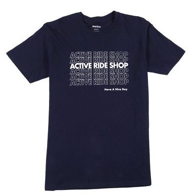Thanks T-Shirt - Navy