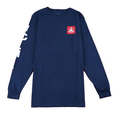 Tumble T-Shirt - Navy