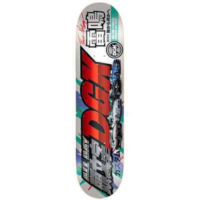 Tuner Team 8.25 Deck - Multi