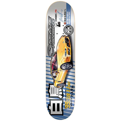 "Turner Willams 7.75"" Deck - Multi"