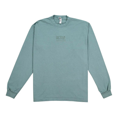 Sundburns Long Sleeve - Atlantic Green