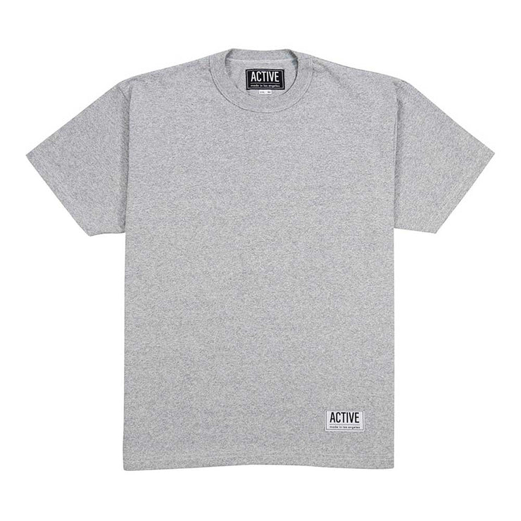 Callicot T-Shirt - Grey Heather