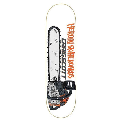 Craig Questions Chainsaw Deck 8.75""