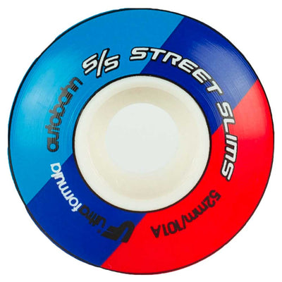 Street Slims Ultra Wheel 52mm - White