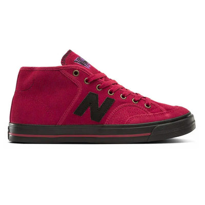 Villani NM213 - Crimson/Black
