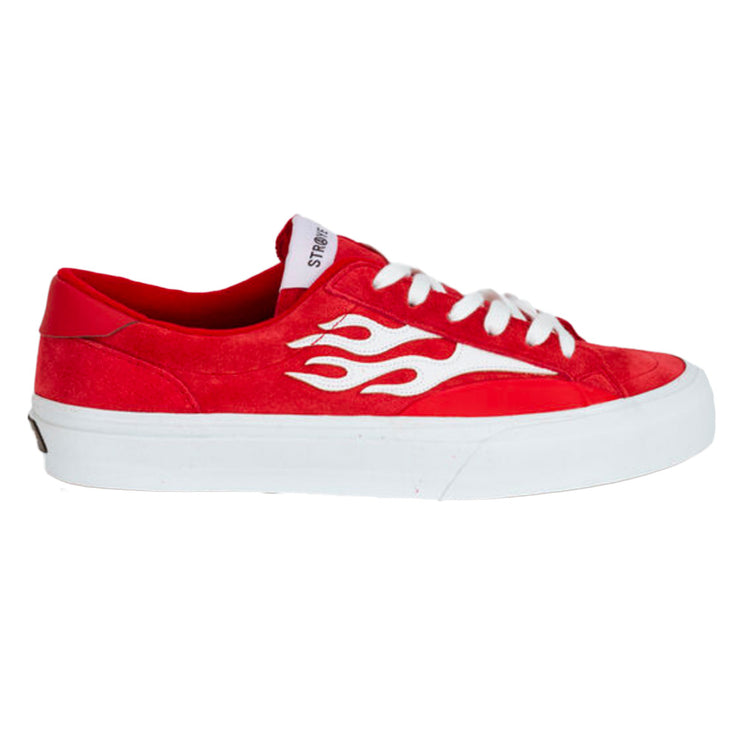 Logan Shoe - Flame Red