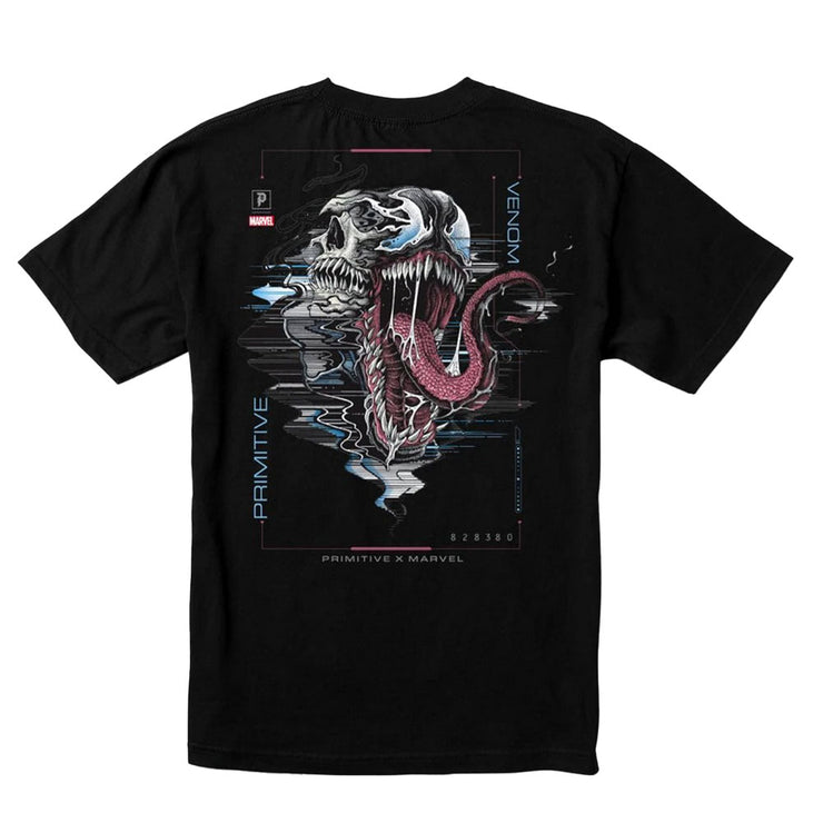 Venom T-Shirt - Black