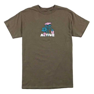 Wilted T-Shirt - Olive