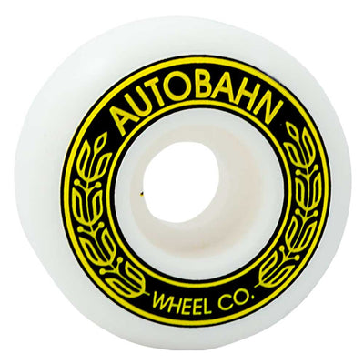 AB-S Wheel 54mm - White