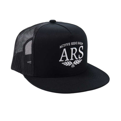 ARS 909 Trucker Hat - Black
