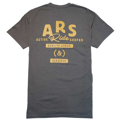 ARS Club T-Shirt - Black