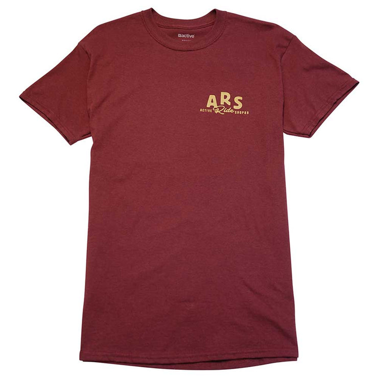 ARS Club T-Shirt - Red