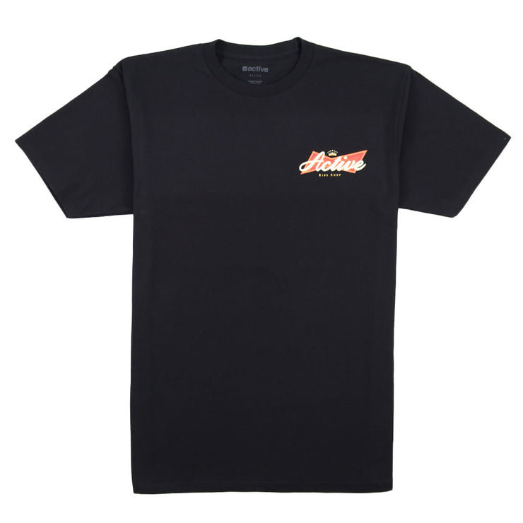 Brewski T-Shirt - Black