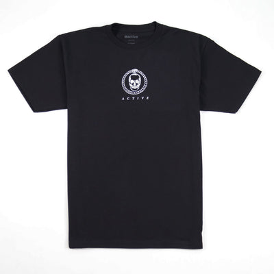 Eat The Rich T-Shirt - Black