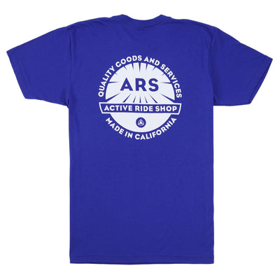 Factory T-Shirt - Blue