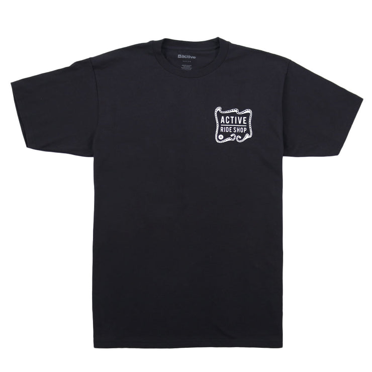 Ironworks T-Shirt - Black