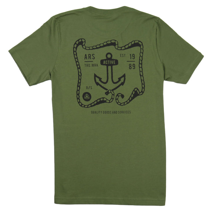 Ironworks T-Shirt - Green