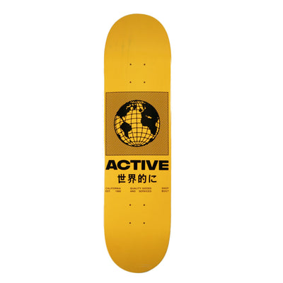 Kyoto Deck - Yellow