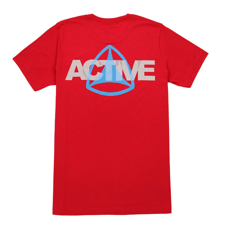 Layer Youth Tee - Red