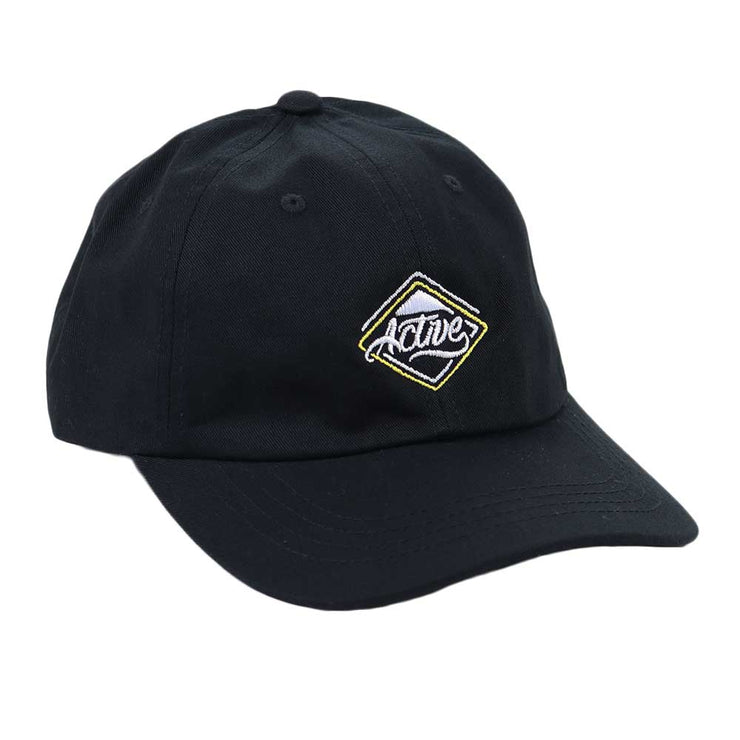 Park Ave Hat - Black