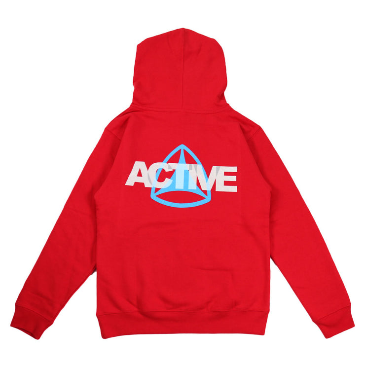 Layer Youth Hoodie - Red