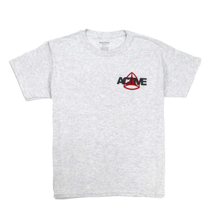 Layer Youth Tee - Ash