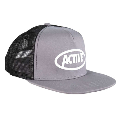 Active Trucker Hat - Grey