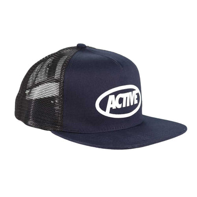 Active Trucker Hat - Navy