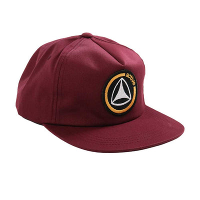 All Day Hat - Maroon
