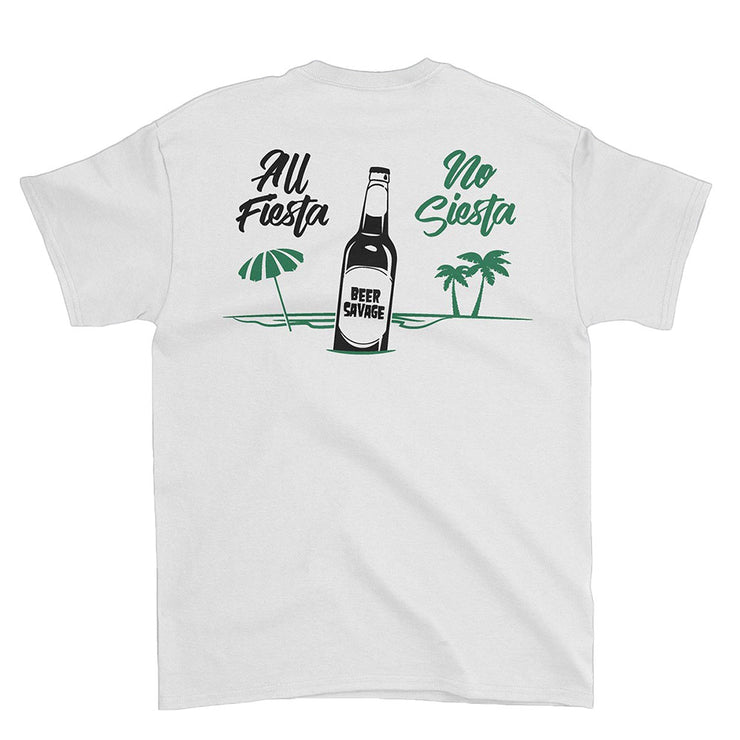 All Fiesta T-Shirt - White