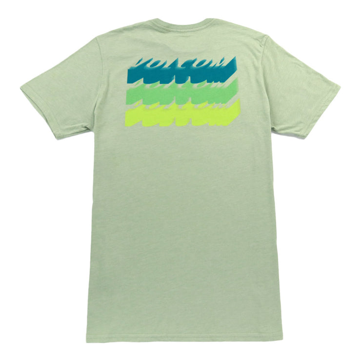 Automate T-Shirt - Seagrass Green