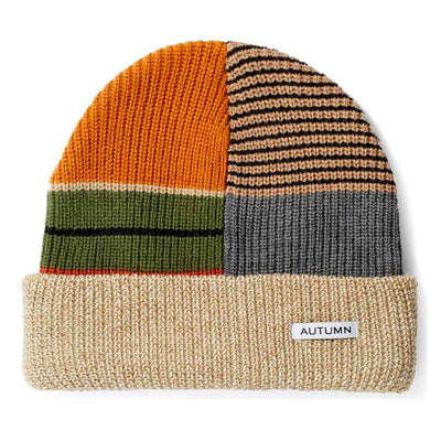 Patchwork Select Beanie - Oatmeal