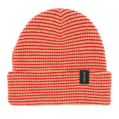 Select Stripe Beanie - Sandstone