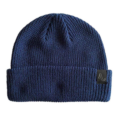 Simple Beanie - Navy