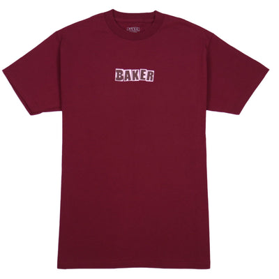 Brand Logo T-Shirt - Purple