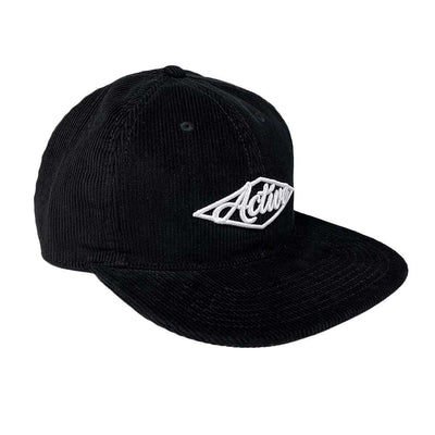 Carbon Hat - Black