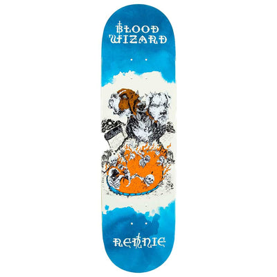 Rennie Dogs Deck 8.75""
